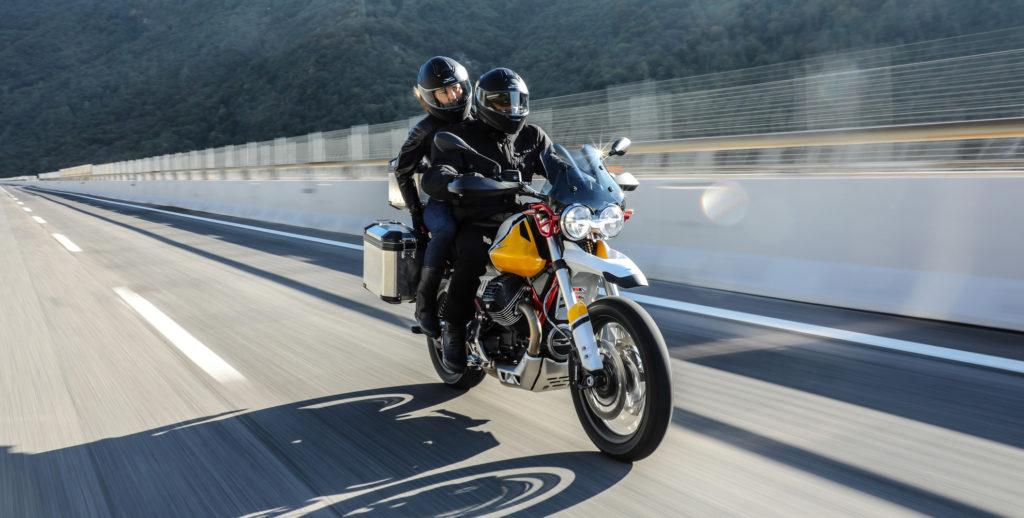 Obudź w sobie chęć podróżowania z nowym Moto Guzzi V85TT!