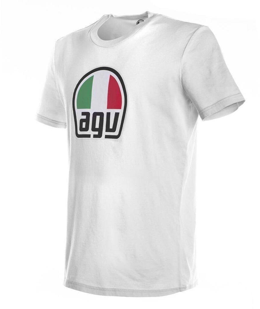 AGV T-Shirt Biały Męski