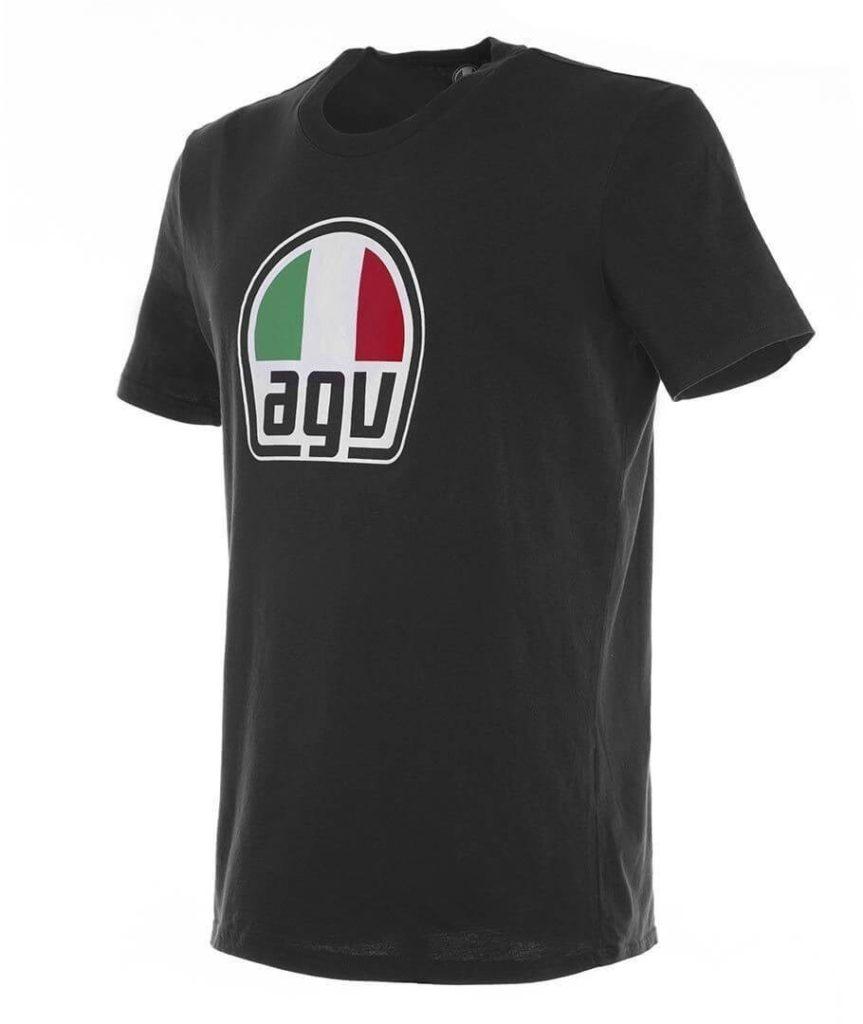 AGV T-Shirt Czarny Męski