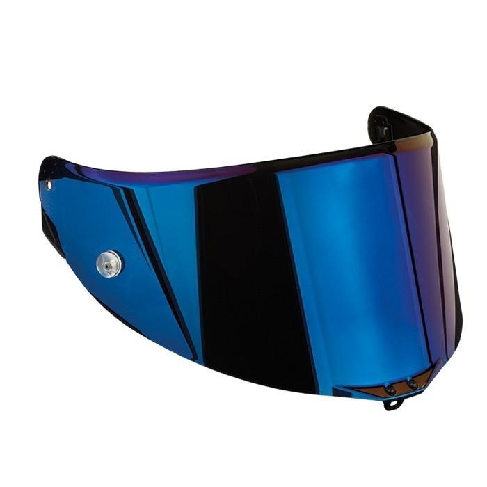 AGV Visor Race 3 Irid Blue