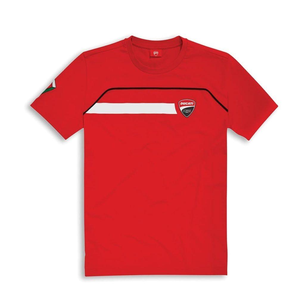 DUCATI koszulka T-Shirt Corse Speed Red