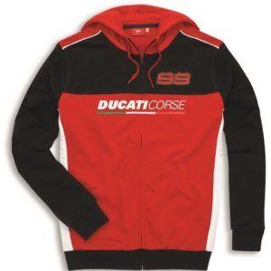 DUCATI Bluza Sweatshirt Corse Lorenzo 99