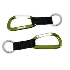 DUCATI Brelok Snap Hook Key-Ring