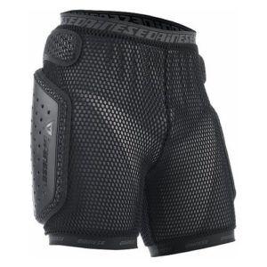 DAINESE Spodenki Z Ochraniaczami Unisex Hard Short E1 Black