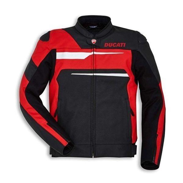 DUCATI Kurtka Speed Evo C1 Black/Red