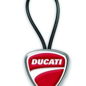 DUCATI Brelok One Logo Metalowe Key-Ring