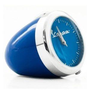 VESPA Zegar Mały Niebieski