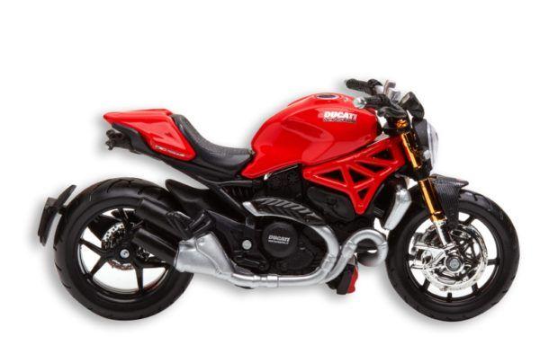 DUCATI model Monster 1200 1:18