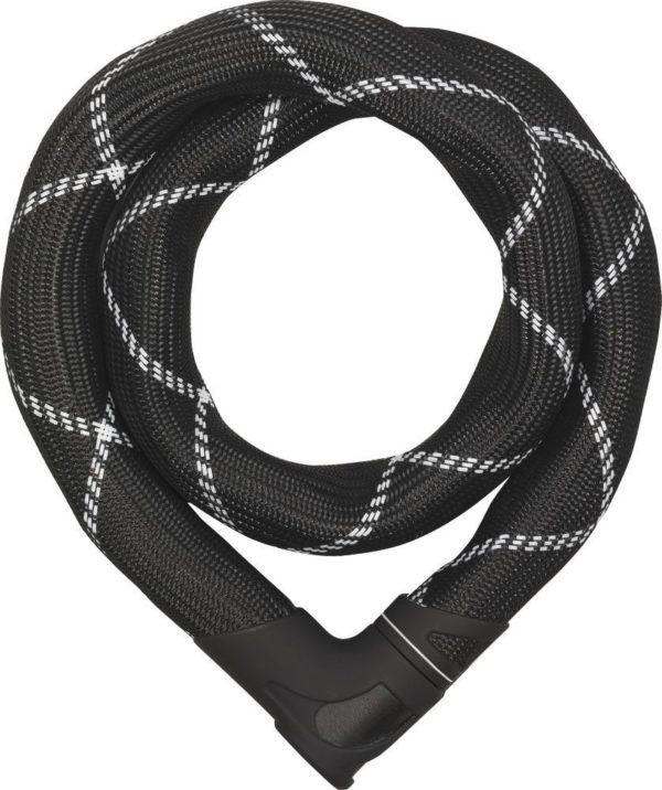 ABUS Łańcuch Z Zamkiem Iven Steel-O-Chain 8210/110