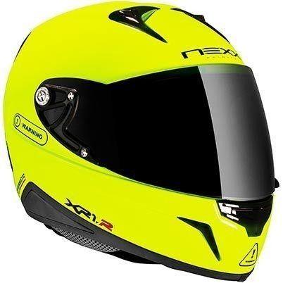 NEXX Kask Integralny XR1R Neon Yellow