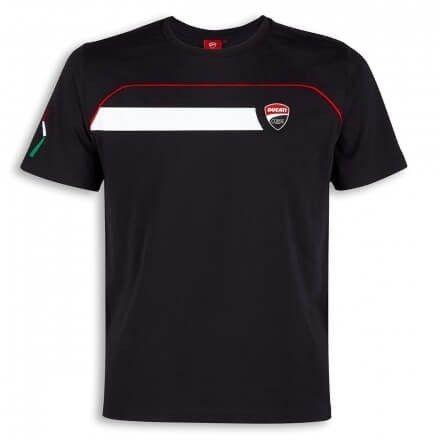 DUCATI Koszulka T-Shirt Corse Speed Black
