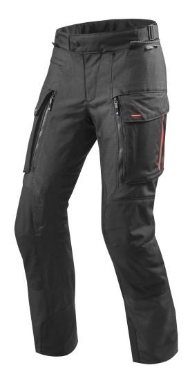 REVIT Spodnie Tekstylne Męskie Sand 3 Black Standard