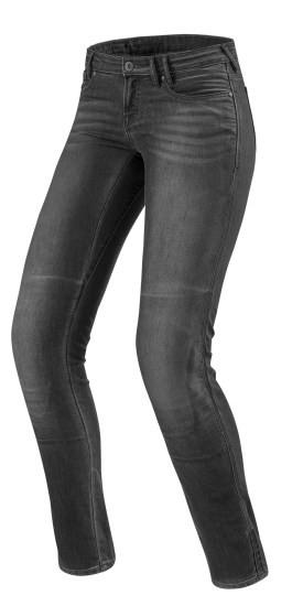 REVIT Spodnie Jeansowe Damskie Westwood Medium Grey