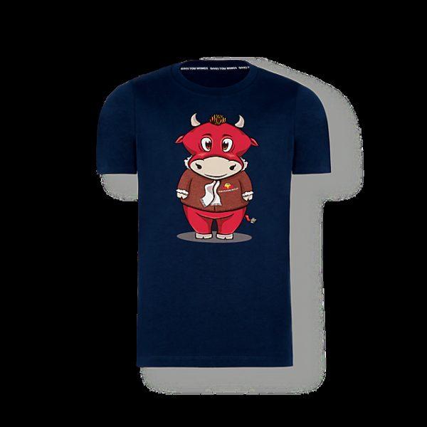 RED BULL T-Shirt Dziecięcy The Flying Bulls Mascot