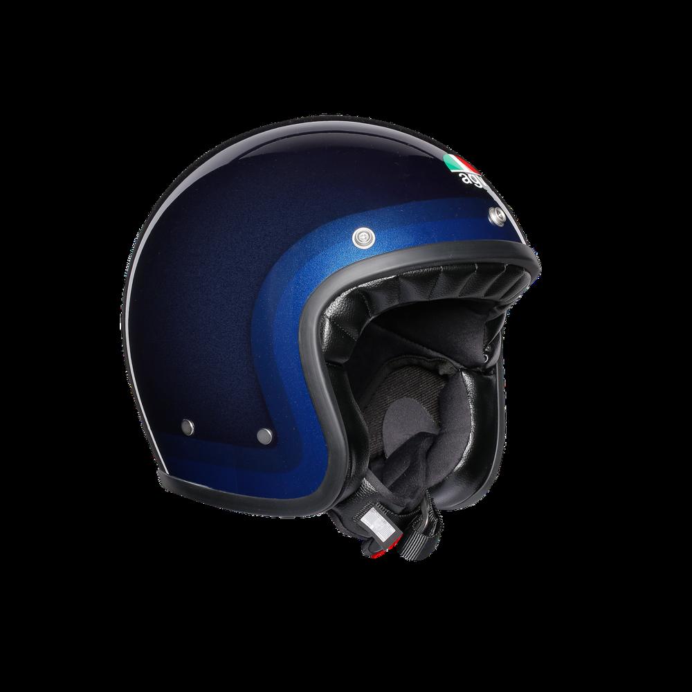 AGV X70 Trofeo Blue Kask Otwarty/Klasyczny