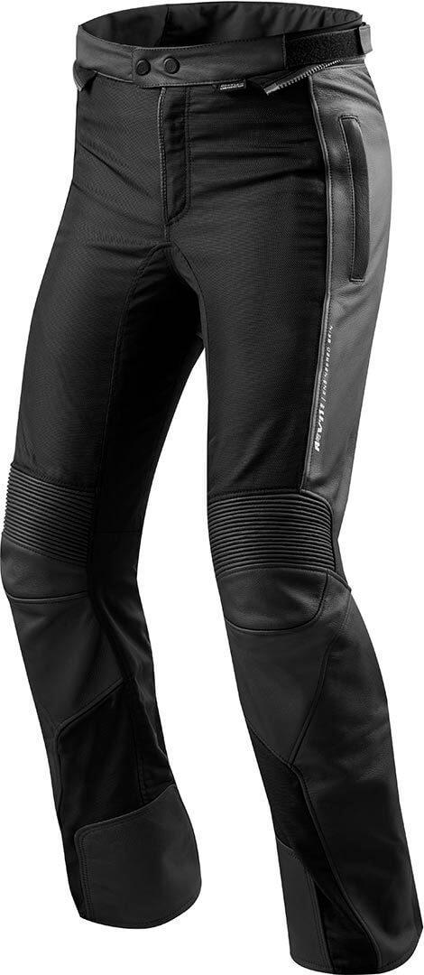 REVIT Spodnie Skórzane Męskie Ignition 3 Black