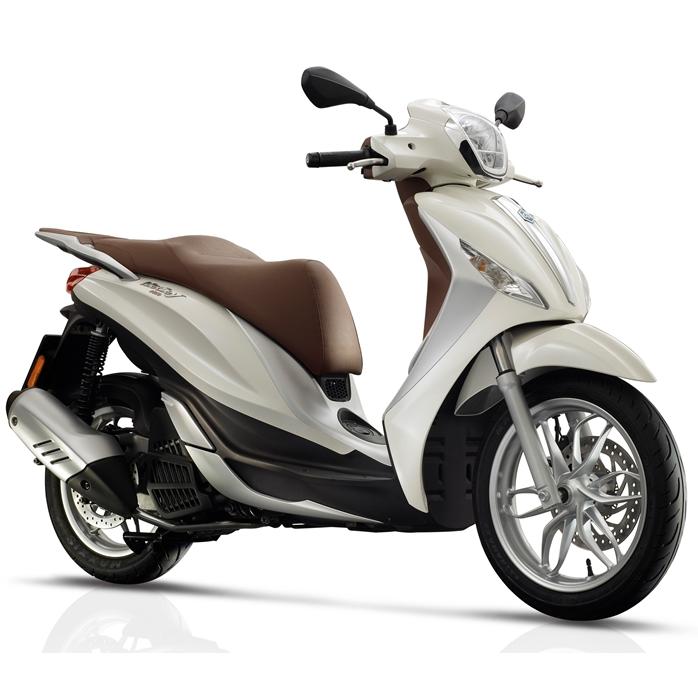 Piaggio Medley 125 biały