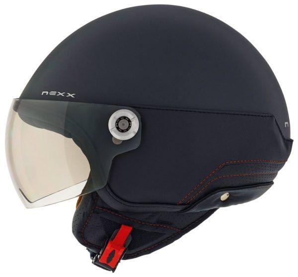 NEXX Kask Otwarty SX 60 Cosmopolis Black Matt