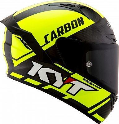 KYT Kask NX Race Carbon Race-D Żółty Fluo