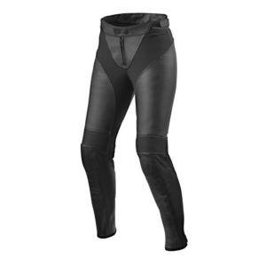 REVIT Spodnie Skórzane Damskie Luna Black