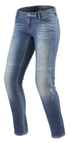 REVIT Spodnie Jeansowe Damskie Philly 2 Medium Blue