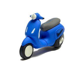 VESPA Pendrive Skuter 8GB Niebieski