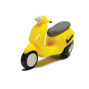 VESPA Pendrive Skuter 8GB Żółty