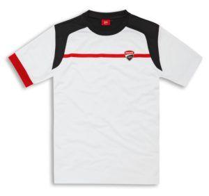 DUCATI Koszulka T-Shirt Corse Power White