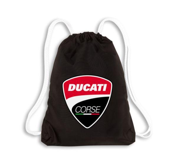 DUCATI Plecak Sznurki Corse