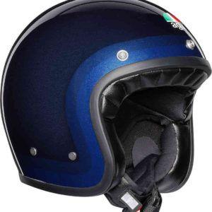 AGV Kask Otwarty X70 Trofeo Blue