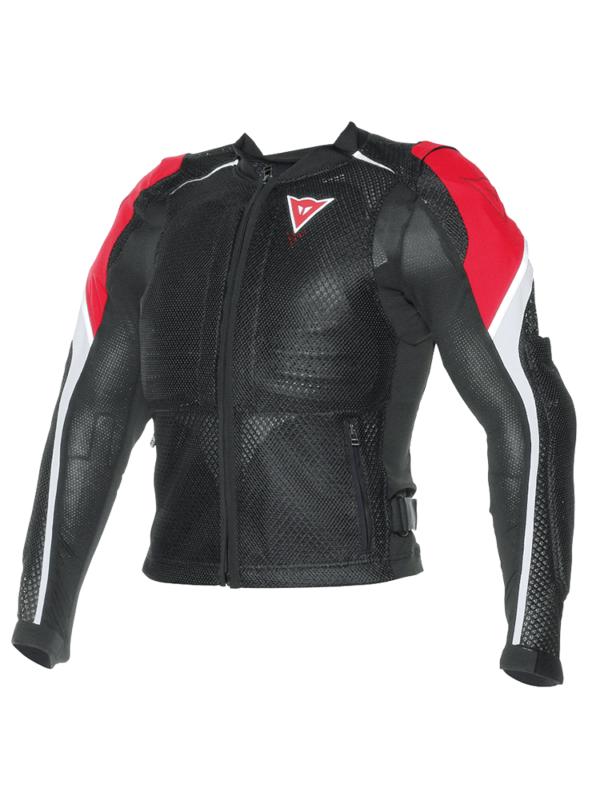 DAINESE Zbroja Motocyklowa Męska Sport Guard Black/Red