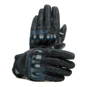 DAINESE Rękawice Skórzane Unisex D-Explorer 2 Black