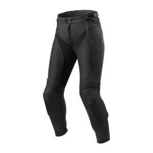 REVIT Spodnie Skórzane Damskie Xena 3 Black Stand