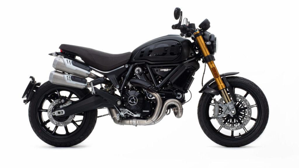 Ducati Scrambler 1100 Sport PRO - NOWOŚĆ 2020