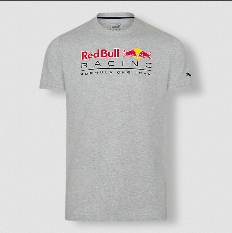 RED BULL Racing Team T-Shirt 2020 Koszulka Szara