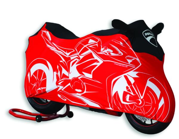 DUCATI Pokrowiec na motocykl Panigale V4/V4S
