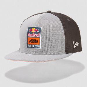 RED BULL Czapka Z Daszkiem KTM Racing New Era 9fifty Refil Grey