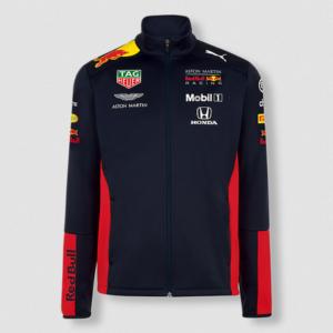 RED BULL Racing Official 2020 Softshell Kurtka Męska