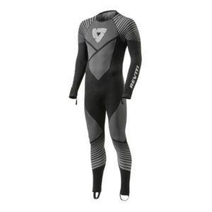 REVIT Kombinezon Termoaktywny Supersonic Męski Black-Grey