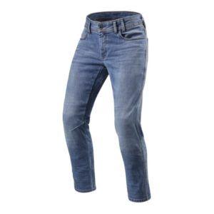 REVIT Spodnie Jeansowe Męskie Detroit Classic Blue