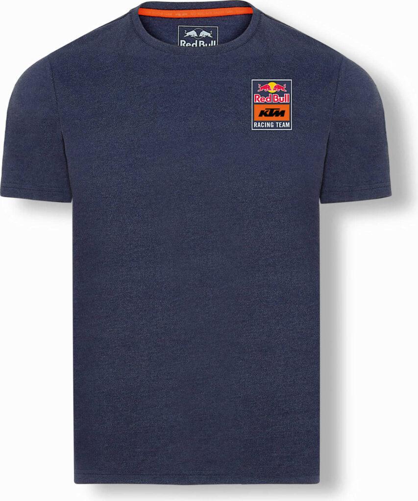 RED BULL KTM Patch T-shirt 2020 Koszulka Granatowa