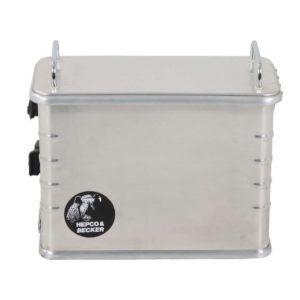HEPCO&BECKER Kufer Boczny Prawy Alu-Box Aluminiowy