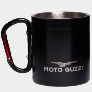 MOTO GUZZI Kubek Aluminiowy Black