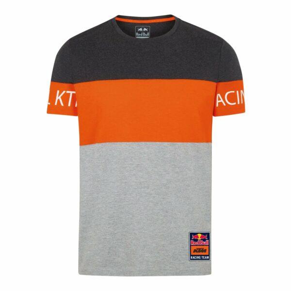 RED BULL T-Shirt Męski KTM Racing Team Letra Block
