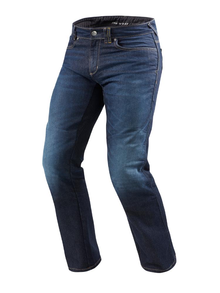 REVIT Spodnie Jeansowe Damskie Philly 2 Dark Blue