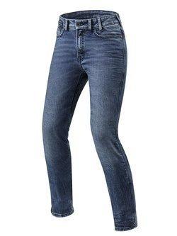 REVIT Spodnie Jeansowe Damskie Victoria Medium Blue
