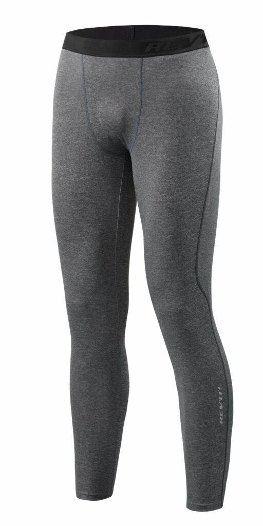 REVIT Spodnie Termoaktywne Męskie Sky Dark Grey