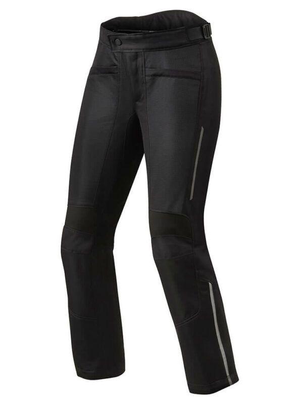 REVIT Spodnie Tekstylne Damskie Airwave 3 Black Short