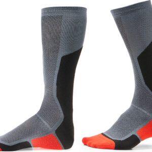 REVIT Skarpety Charger Unisex Black-Red