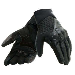 DAINESE Rękawice Skórzane Męskie X-Moto Black